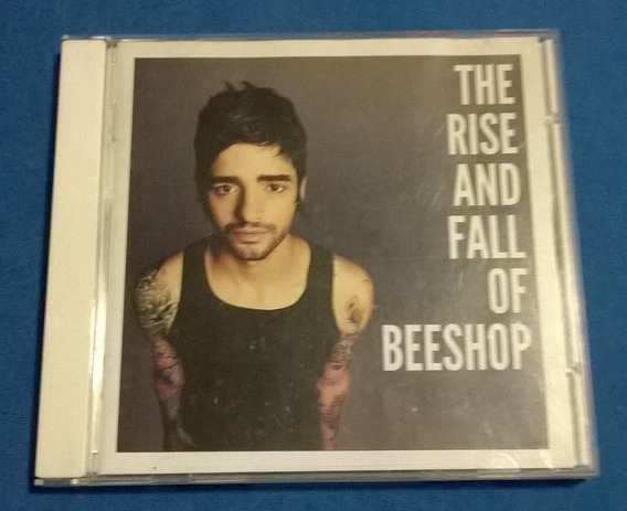 Cd Beeshop The Rise And Fall Lucas Silveira