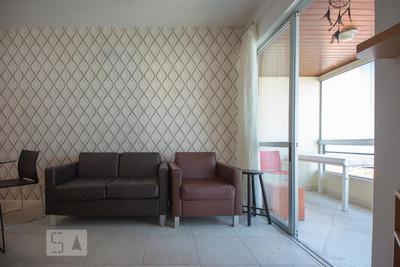 Apartamento No 1º Andar Mobiliado Com 2 Dormitórios E 1 Garagem - Id: 892931349 - 231349
