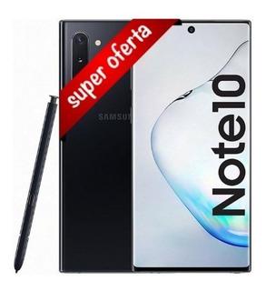 Samsung: Smartphone Samsung Galaxy Note10+ Preto 256gb, 12gb