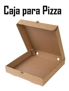 Cajas Para Pizzas 38x38 Línea Premium 25 Undidades