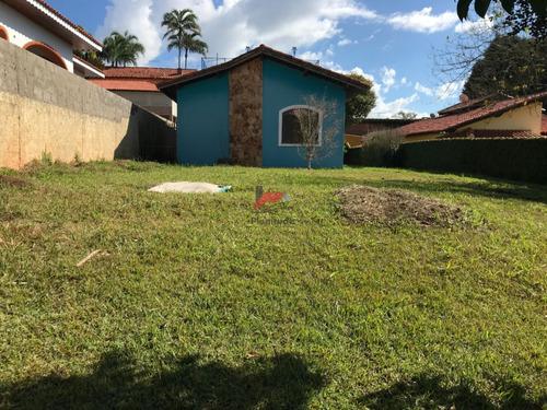 Imagem 1 de 11 de Chacara Em Condominio Antes Do Centro!!  Cod:837