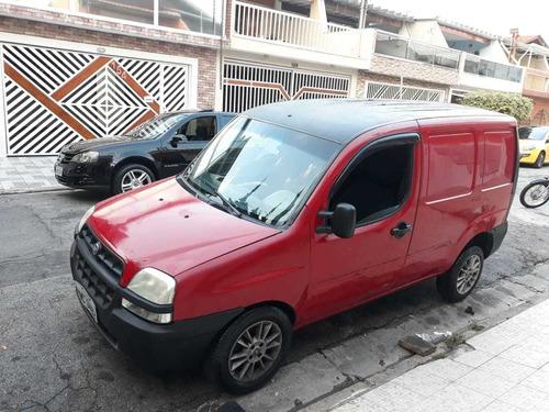 Fiat Doblo Cargo 2007 1.8 Flex 4p
