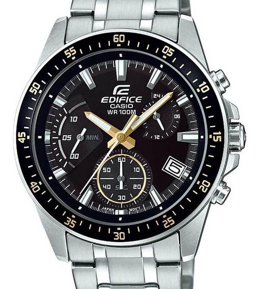Relógio Casio Edifice Masculino Prata - Efv-540d-1a9vudf