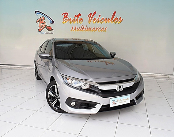 Honda Civic 2.0 16v Flexone Ex 4p Cvt 2017