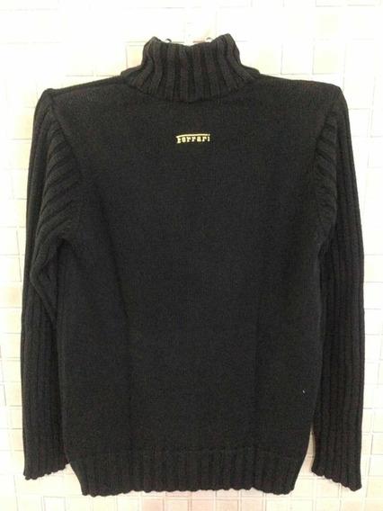 Suéter / Blusa De Lã Puma Ferrari - Tam M - Nova