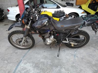 Yamaha Xt 600e Revisada, Nunca Caiu.