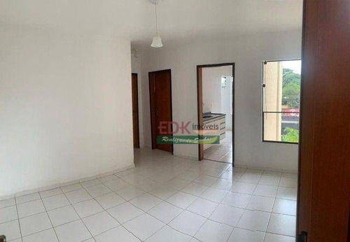 Imagem 1 de 5 de Apartamento Com 2 Dormitórios À Venda, 53 M² Por R$ 159.000 - Parque São Luís - Taubaté/sp - Ap8643
