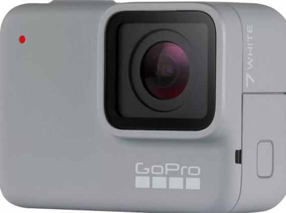 Câmera Digital Gopro Hero 7 White 10mp Vídeo Full Hd Wi-fi