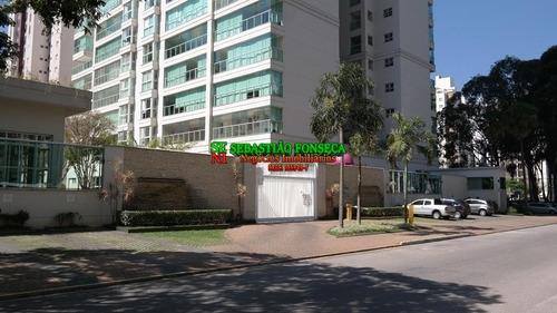 Apartamento 183 M² Alto Padrão Central Park Aquarius - 1608