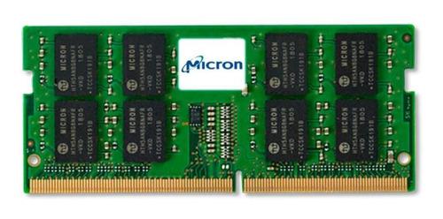 Memória Sodimm 16gb Ddr4 2400mhz Micron - Para Notebook