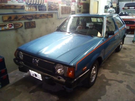 Subaru Srx Leone Hautbach