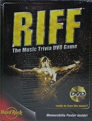 Riff Music Trivia Juego Dvd Pc Tv