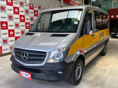 Mercedes-benz Sprinter Van 415 Cdi  Teto Baixo 15+1 Standar