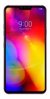 LG V40 ThinQ Dual SIM 128 GB Carmine red 6 GB RAM