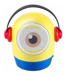 Parlante Mini Speaker De Minion - Bemo