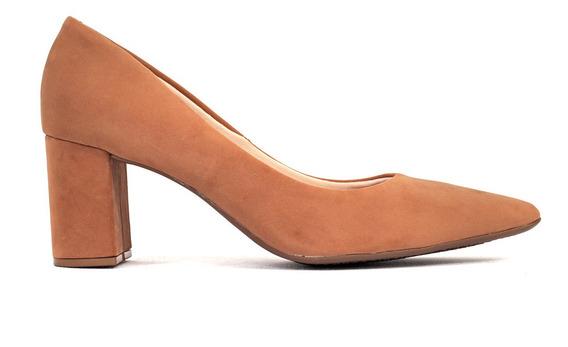 Zapatos Mujer Dafne/gz Cuero Ecologico Gamuza Beira Rio