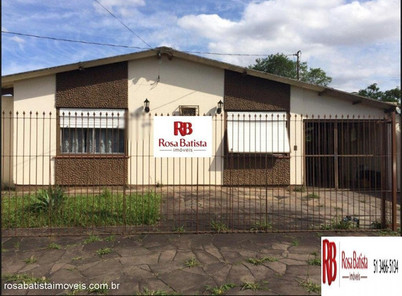 Casa Com 03 Dormitório(s) Localizado(a) No Bairro Rio Branco Em Canoas / Canoas - C121