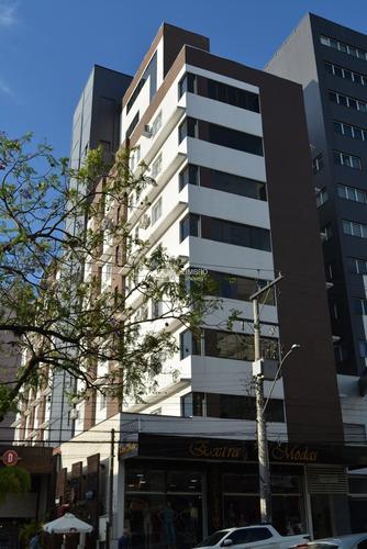 Apartamento 01 Dormitorio Para Alugar Em Santa Maria No Ed Alcebiades Jobim Com Garagem E Elevador - 994583