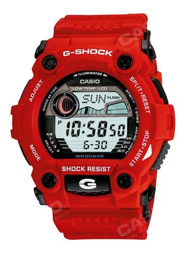 Imagen 1 de 4 de Casio G-shock Youth Tide&moon G-7900a-4