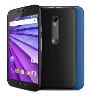 Motorola Moto G3 3ª Ger Xt1543 4g Dual 16gb + Cartão De Memo