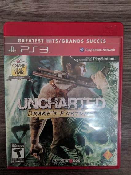 Uncharted - Ps3