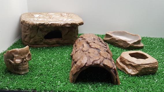 Kit Gecko, Leopard Gecko Kit-008, Artexotics