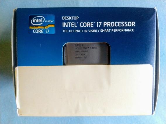 Processador Intel I7 3770k, Novo!