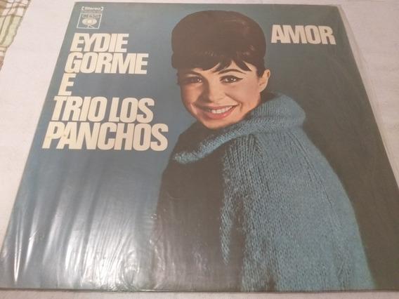 Lp Eydie Gorme E Trio Los Panchos Amor Nac 1971