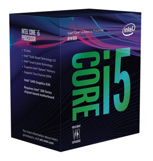 Procesador Intel Core I5-8400