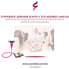 Charlas Tupper Sex A Domicilio Y Gratuitas!