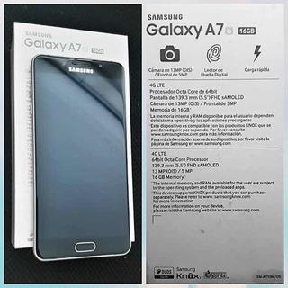 Samsung Galaxy A7 16gb. Usado En Excelente Estado