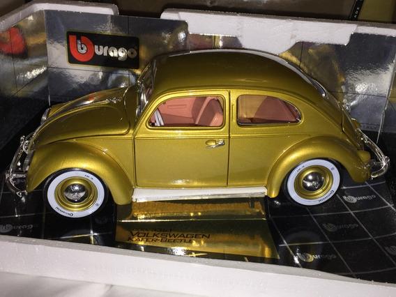 Fusca Vw 1955 1:18 Bburago Gold Collection Ñ Minichamps F1
