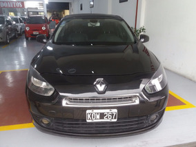 Renault Fluence 2.0 Privilege Año 2012 Color Negro