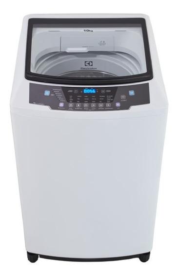 Lavarropas Carga Superior Electrolux Elac210w 10kg Blanco