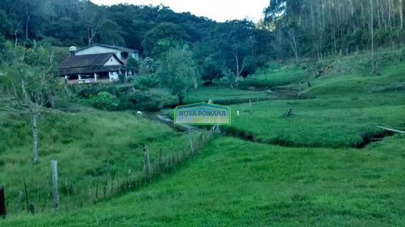 Sitio Em Salesópolis - 4522