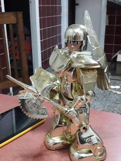 Muñeco De Saint Fighter - Caballeros Del Zodiaco