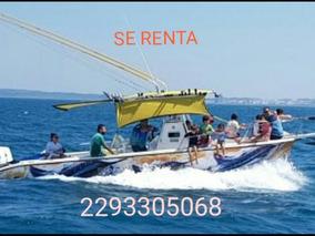 Renta De Lancha / Yate En Veracruz Y Boca Del Río Torneo!!!!