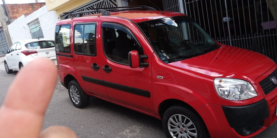 Fiat Doblo 1.4 Attractive Flex 5p 2014
