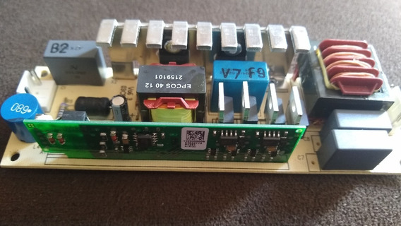 Placa Ballast Reator Lampada Projetor Lg Bs275 & Compatíveis