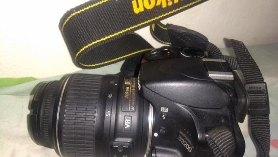 Nikon D3200 Perfeito Estado E Funcionamento 4260 Cliks