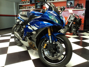 Yamaha Yzf R6 Azul 2006