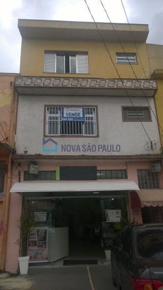 Em Três Pavimentos, Loja No Térreo - Bi14116