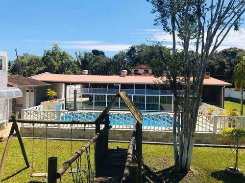 Imagem 1 de 15 de Chácara Para Venda Em Itanhaém, Jardim São Fernando, 3 Dormitórios, 1 Suíte, 3 Banheiros, 10 Vagas - It040_2-1179757