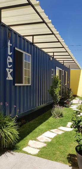 Depa Amueblado Atipico Con Jardin 10 Mins De La Zona Ind Slp
