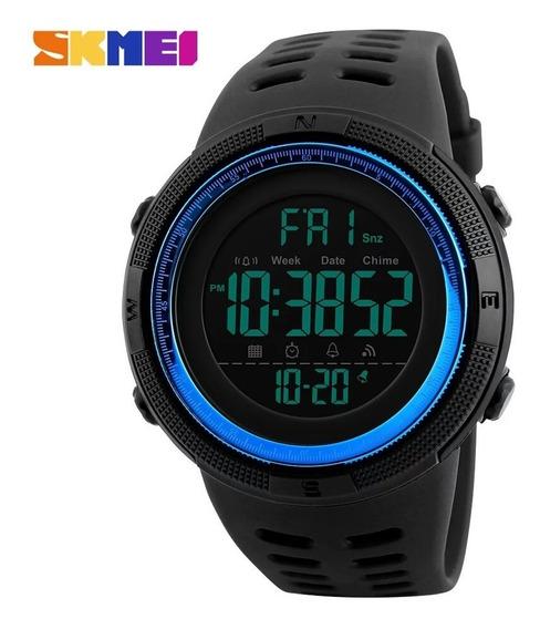 Relógio Digital De Pulso Esportivo Skimei Original