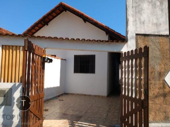 Casa Em Itanhaém, São Paulo, Bairro Satélite, Para Locação Definitiva. - Ca00278 - 34292676