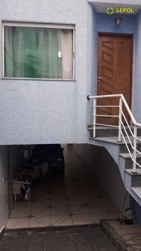 Sobrado Com 3 Dormitórios À Venda Por R$ 795.000,01 - Vila Matilde - São Paulo/sp - So0226