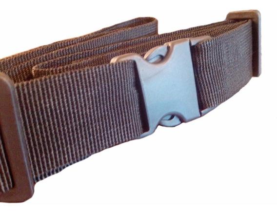 3 Cinturones Tactico Pitón Angosto De 4 Cm De Ancho Con Envio Incluido