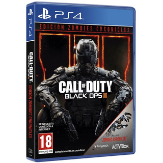 Call Of Duty Black Ops 3 Zombies Chronicles Ps4 En Español