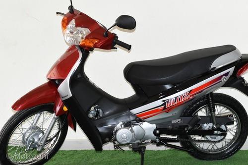 Motomel Blitz V8 110cc Base Ciudadela